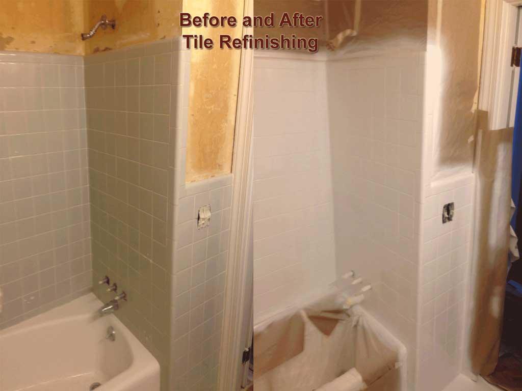 Tile - CE Bathtub Refinishing Florida Miami